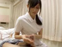 患者のチンカスを拭いてあげるナースがテンション上がって院内パコ