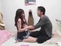 橋本環奈似の美少女をガチ素人男性に貸し出した結果