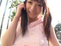 JDよりも若く見える美少女発見!ホテルで競泳水着着せてハメ撮り!