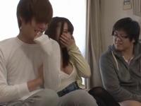 東京の兄の元を訪ねる妹→欲情され近親相姦SEX