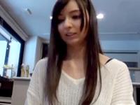 「良くない事って興奮しちゃいます…」ハーフ美女・西田カリナの中出し不倫をバッコリ盜撮