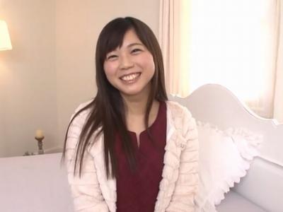 ガチロちなのにマシュマロ巨乳!タマランチボディの美少女がAVデビュー!