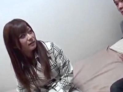 「だめッ!またイッちゃう!」AV女優さとう遥希が素人チンポでアヘイキ昇天w