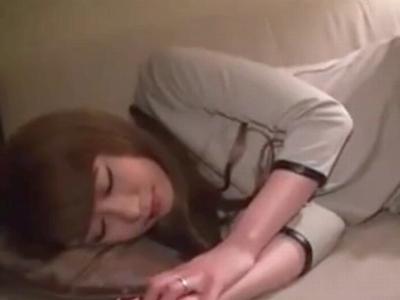 「んぁ…だめっ」泥酔お姉さんをホテルに連れ込み容赦なくハメ倒す!