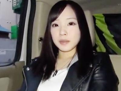 ロリ顔なのに爆乳な素人娘をナンパゲット→ホテル直行でハメ撮りパコ!