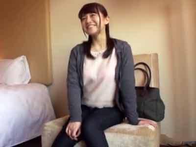女優顔負けのルックスな若妻をホテル連れ込み→激ピスSEXで絶頂イキ!