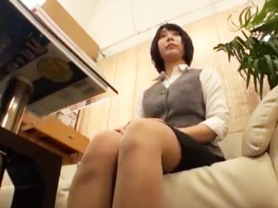 「そこはダメ!」変態マッサ師に性感帯を刺激され敏感に反応する素人OL
