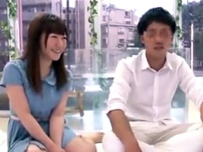 男女の友情を試すMM号の名物企画で清純お姉さんが男友達と結局ガチパコ