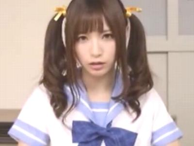 「ダメ!壊れちゃうッ」ツンデレな美少女JKと放課後の教室でパコハメ!