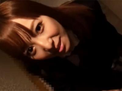 美少女JKが本気勃起チンポを献身的なフェラチオでザーメン口内射精