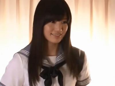 美巨乳のアイドル級美少女JKが教室でのパコで本気絶頂