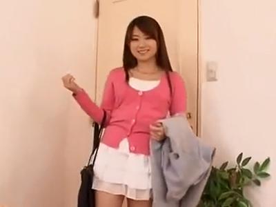 「入ったよぉ」家庭教師のお姉さんが教え子の肉棒に股がりヨガりイキ