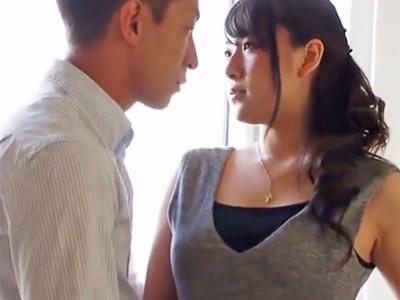 「‥したいんです」顔も身体もパーフェクトな素人妻‥旦那とのSEXに飽きてまさかの不倫ハメ撮り
