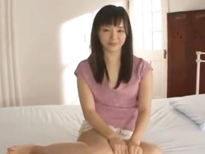 アイドル顔の美少女が初めての撮影で男優テクにノックアウトw