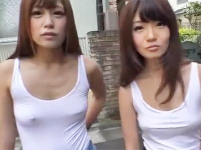 「我慢出来なくなっちゃった…」同じ階のマンションに住む女子大生とハプニング性交!