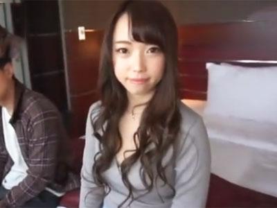 「んぁいいっ…また逝っちゃいそう…」熊谷でナンパしたスレンダー美女を突き上げたっぷり顔射パコ