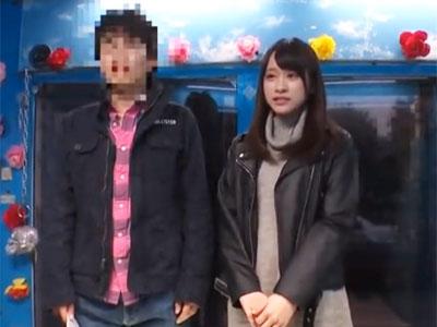 「何これっヤバイ…太ぃよぉお…」彼氏持ちの美少女連れ込みデカチン挿入で理性崩壊パコ
