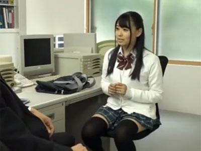 生意気女子生徒に媚薬を盛って職員室でハメるゴミ教師w