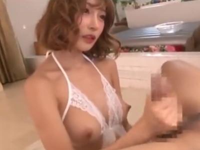 凄テク巨乳ソープ嬢の膣コキ奉仕であえなくザーメン暴発w