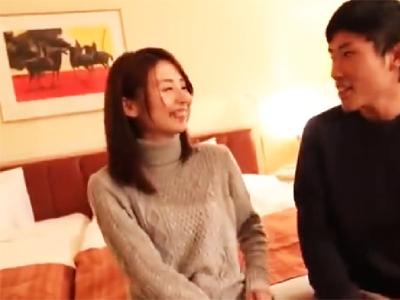 「っあ気持ちいよ!…」素人奥様とホテルパコで幸せの射精へ導いてくれる