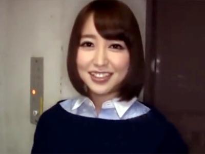 凄い痴女テクで素人さんから彼氏を寝取る巨乳美女・篠田ゆう