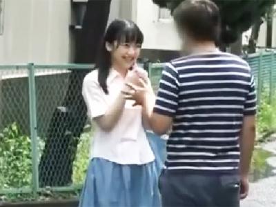 超ロリカワ・姫川ゆうな素人JD時代のナンパ中出され!