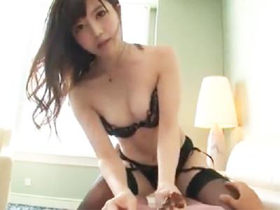 白石麻衣似の激カワお姉さんとリゾートホテルでイチャSEX
