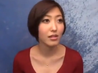 素人男子がプロ痴女・水野朝陽さんの凄テクを耐えて生中出し性交!