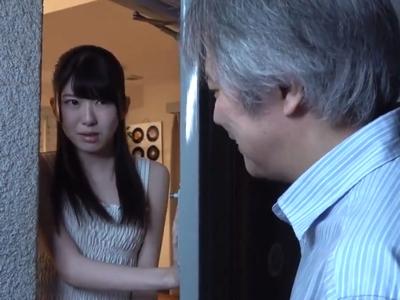 「だめ!気持ちぃからぁあ!」隣人に狙われた美少女!媚薬盛られて大量中出し
