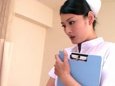 美人ナースを脅してSEXしようとしたらドSで完全に服従させられた患者w