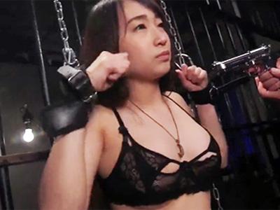 敵に捕まり女体化改造された捜査官が徹底的に快楽を教え込まれるw