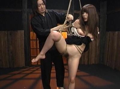 「もう無理ぃ!」かすみ果穂さんが強SMに挑戦→悶絶涙目で絶頂!