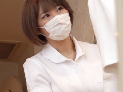 美人で巨乳の歯科衛生士がいると噂の歯医に行ってナンパした結果w