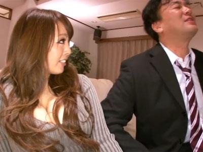 圧倒的巨乳を持つHitomiお姉さんと贅沢パコでザーメン枯渇不可避
