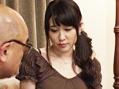 夫の父を介護しているうちに特別な感情を抱くようになり禁断の関係に‥