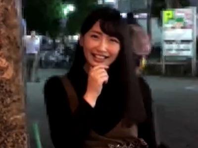 宇垣アナ似のGカップロリ素人!しゃべる感じも親しみ持てる神素人とラブラブハメ撮り顔射