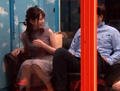 北陸から東京へ出てきた成人式終わりのガチ素人→逆MM号とは知らずに気づいた時には大パニック!