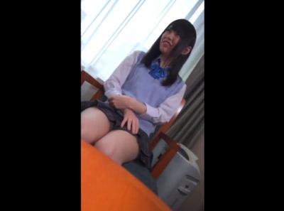 笑顔が可愛くて愛想もイイ円光JKとオフパコ!次回の撮影までほのめかす有能ロリ