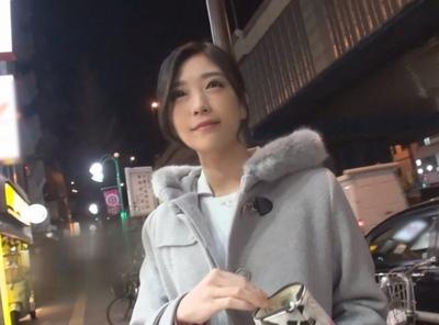 笹塚駅でナンパしたガチ看護師の23歳!純粋そうに見えるナースさんはDカップ乳を揺らして激しくイキ狂い