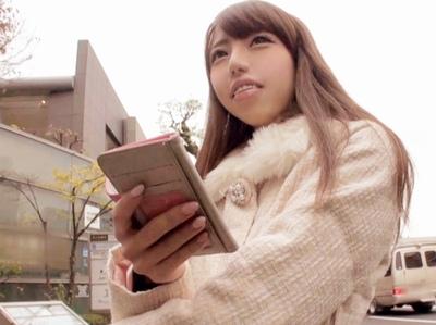 23歳女子大生のバリバイ関西弁女子GET!ルックス坂道レベルのイマドキ女子が即パコハメ撮り