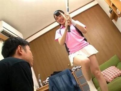 「お兄ちゃん見てみて♡」関西弁のロリカワ妹とイチャイチャ近親相姦!