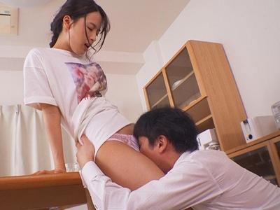 「だ、だめ…今できやすいからぁっ!」妊活中に寝取られた美人妻→たっぷり出された中出しザーメンに…