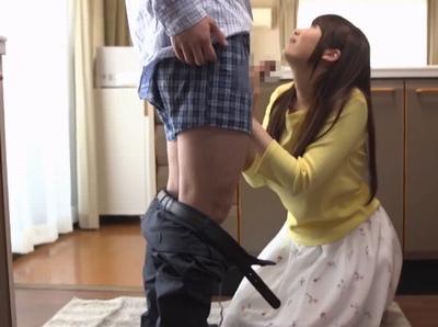 「声出したら…バレちゃうよ♡」デカパイ彼女の姉にガッツリ寝取られる背徳SEX