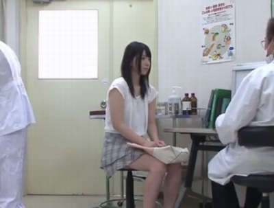 「やっぱり…できなくて///」妊娠に悩む若妻が悪徳医師に何度も孕ませ実験させられる鬼畜研究所