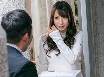 「越してきた…」隣に住むお姉さんはまさかのAV女優!?毎日抜いてくれるハッピーSEXライフ