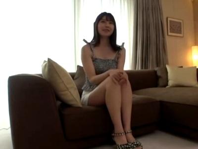 「宜しくお願いします…」普段はトリマーやってる美人素人さんが緊張しながら個人撮影
